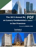 2012 Condo Report