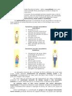 Alterações fisicas na adolescencia