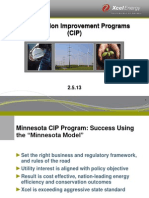 Xcel Energy - Conservation Improvement Programs