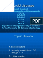 slide 3 surgery  thyroid
