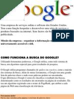Aula Google Aluno
