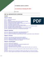 33 CFR Part 150- Deepwater Ports- Operations