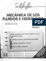 Mecanica de Los Fluidos e Hidraulica, 3ed