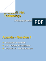 Day1 DotNET Framework Overview