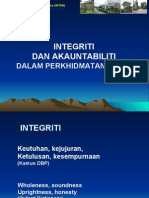 Integriti & Akauntabiliti an Awam PTK3,4,5