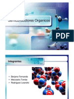 Semiconductores Organicos