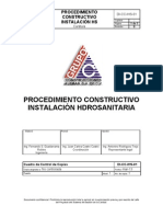 DI-CC-IHS-01. INSTALACIÓN HIDROSANITARIA