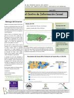 Boletín del Centro de Información Censal