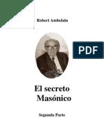 Robert Ambelain El Secreto Masonico 02