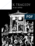 Greek Tragedy by HDF Kitto