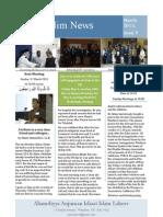 Muslim News 2013 No 9 Mar