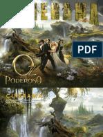 Oz El Poderoso - Revista Cinerama