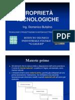 B5 - ProprTecnologiche