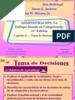 Proceso Racional de Toma de Decisiones