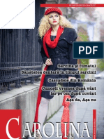 Revista Carolina Martie 2013