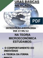 ESTRUTURAS BÁSICAS DO MERCADO
