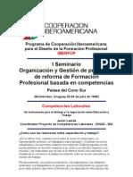 C.I Instrumento para Diálogo y Negociación