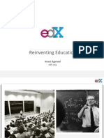 edX - Reinventing Education