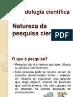 Metodologia Cientifica - Slider PDR