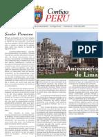 Boletín 0003, Contigo Perú; Navarra, España