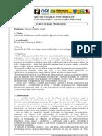 Plano de Ação Pedagogica (Fabiane Gregol)