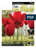 River Cities' Reader - Spring Guide - Issue 825 - March 7, 2013