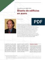 DISEÑO DE EDIFICIOS EN ACERO (ING. CARLOS AGUIRRE)