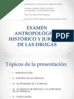 EXAMEN ANTROPOLÓGICO, HISTÓRICO Y JURIDICO DE LAS - Presentación