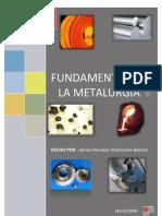 Fundamentos de La Metalurgia