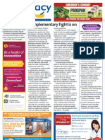 Pharmacy Daily for Fri 08 Mar 2013 - Complementary fight, Medici donations, eRx immunity and much more...
