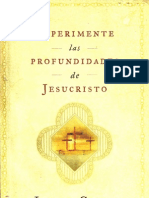 Jeanne Guyon - Experimente Las Profundidades de JesuCristo