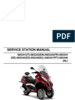 piaggio mp3 400 workshop manual motor oil transmission mechanics rh scribd com piaggio mp3 400 ie manual piaggio mp3 300 manual pdf