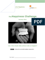 The Happiness Challenge
