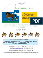 Verrill Farm Stable Boot Camp Flyer[1]