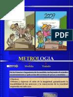 Unidad 1. Conceptos Basicos de Metrologia