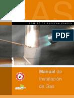 Manual de Instalacion de Gas Domiciliario