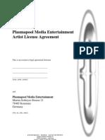 License Agreement English