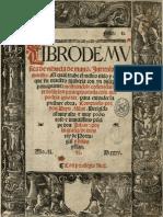 MILAN, Luis_El Maestro (1536)