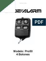 CodeAlarm PRO50