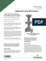 série HP de Fisher