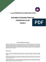 Dokumen Standard Prestasi Pendidikan Islam Thn 3