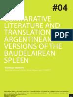 Comparative Literature & Translation