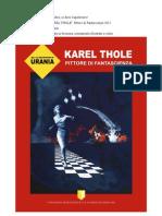 Presentazione Libro Karel Thole