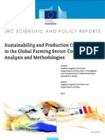 Sustainability and Production Costs in the Global Farming Sector