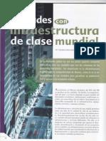 Ciudades Con Infraestructura (Publicado en 2006)