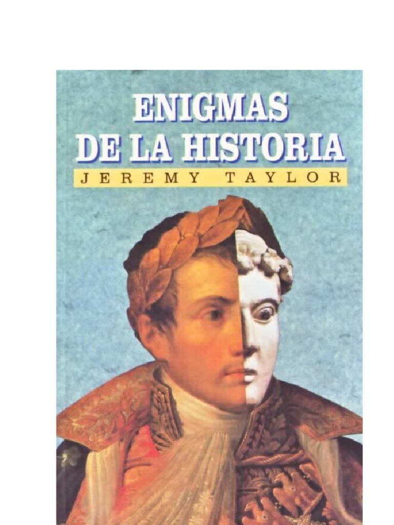 Jeremy Taylor - Enigmas de La Historia
