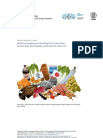 Health Consequences Fukushima