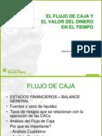 Topico 03 a Flujo de Caja y Valor Del Dinero en El Tiempo