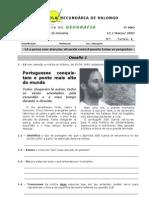 2006-07 (3) TESTE 7ºA GEOG [13 MAR] (RP)