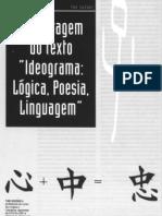 A montagem do texto ideograma.pdf